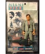 Miami Vice Figure James 'Sonny' Crocket In Seafoam Suit - $95.00