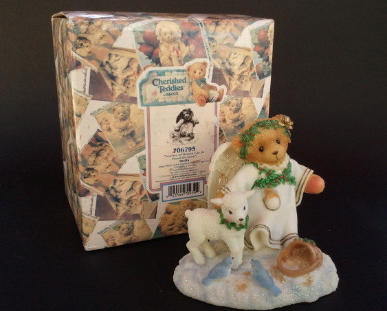 Enesco Cherished Teddies Stella 706795