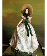 San Francisco Music Box Co - Scarlett O'Hara in Picnic Dress Gone With the Wind - $150.00