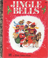 JINGLE BELLS (1972) A Little Golden Book EXCELLENT! - $9.99