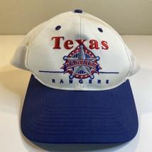 Vintage Texas Rangers SnapBack Hat Official MLB - $33.65