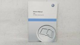 2012 Volkswagen Jetta Owners Manual 53122 - $76.12