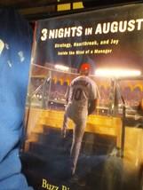 7 baseball books up close Tygiel Tim Salmon Jim Brosnan Buzz Bissinger B... - $48.94
