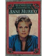 My Christmas Favorites [Audio Cassette] Murray, Anne - $12.99