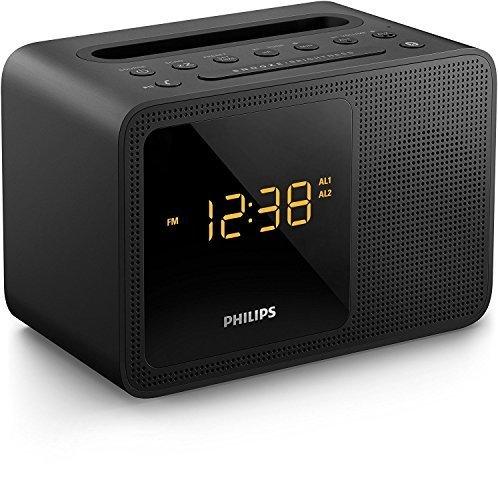 Philips AJT5300/37 Bluetooth Clock Radio