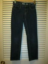 Oshkosh Skinny Denim Blue Jeans Dark Wash Size 8 - $11.95