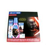 Brand New Limited Edition Star Wars Crest And Oral B Power Toothbrush Set - $14.80