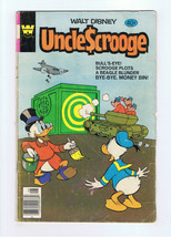 Uncle Scrooge #167 1979 Comic Book Whitman Edition - $19.99