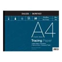 Daler Rowney A4 Graphics Series Premium Tracing Paper 90g/m250 sheets Ac... - $19.79