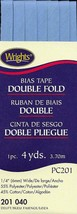 """Wrights ¼"""" Double Fold bias tape PC 201 - 4 New in package Delft Blue 201 040 - $6.55"""