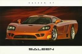 2006 Saleen S7 sales brochure catalog card sheet 06 750 HP supercar - $12.00