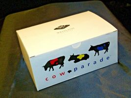 """CowParade """"Leopard Cow"""" Item # 9169 Westland Giftware AA-191816 Collectible image 3"""