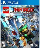 The Lego Ninjago Movie Videogame - PlayStation 4 [video game] - $13.81