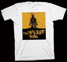 The Wicker Man T-Shirt Robin Hardy, Edward Woodward, Christopher Lee, Mo... - $14.99+