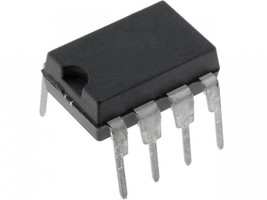 uA741CP Operational Amplifier 1 MHz 5÷ 15V DC Channel: 1 DIP8 - $4.34
