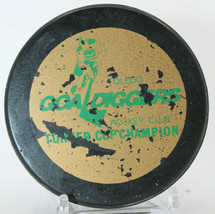 Toledo Goaldiggers IHL Hockey Puck (RR) Turner Cup Champion - $18.77
