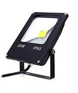 20W LED Flood Light Waterproof(WARM WHITE LIGHT 20W) - $32.14