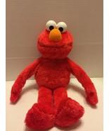 """Playskool Sesame Street BIG HUGS ELMO 23"""" Plush Animated Talking Stuffed... - $12.19"""