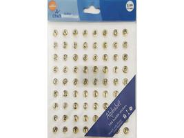 Joann's Craft Essentials Mini Bubble Letter Stickers #27851