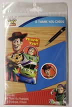 Toy Story Thank You 8 Pack Postcards, Envelopes, and Seals  - $6.92
