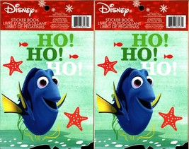 Holiday Christmas Sticker Books - Disney Finding Dory 125 Stickers! (Set of 2) - $14.84