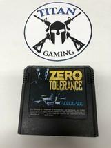 Zero Tolerance (Sega Genesis, 1994) - $14.25