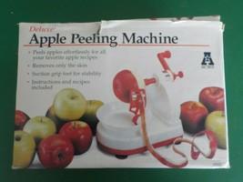 Acme apple peeling manual operated machine  (MS) - $8.59