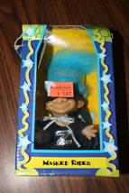 1990's Trollkins Masked Rider troll doll  - $20.00