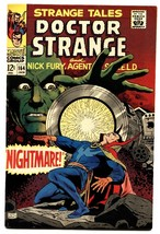 STRANGE TALES #164 comic book-DR. STRANGE-NICK FURY VF - $56.75