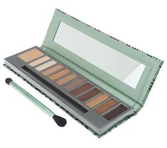 MALLY Citychick In The Buff Eyeshadow Palette + Base + Brush NEUTRALS NIB - $27.72