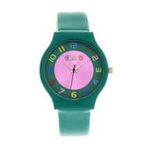 Crayo Jubilee Strap Watch - Teal - £87.42 GBP