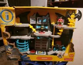 Fisher Price Imaginext Batman Batcave Playset NIB Toy DC Comics Super Fr... - $79.99