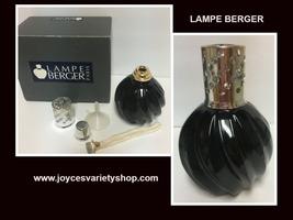 Lampe Berger Catalytic Fragrance Burner Black Swirl - $39.99