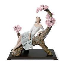 LLADRO LIMITED EDITION  WOMAN LADY FLOWER 01008... - $2,454.83