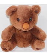 Vintage 1987 APPLAUSE HERSHEYS KISSES Brown TEDDY BEAR Stuffed Plush Sof... - $14.84