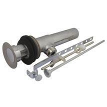 Columbia Brass Pop-up Drain Assembly - $14.00