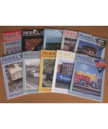 Model Railroading Magazines Train Railroad Lot ... - $17.93