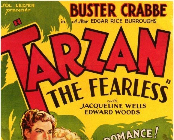TARZAN THE FEARLESS, 1933