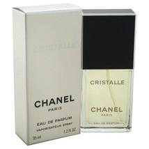 Chanel Cristalle Perfume 1.2 Oz Eau De Parfum Spray  image 1