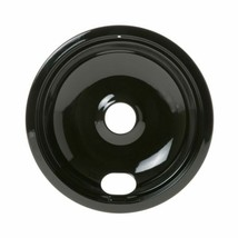 WB32K5042 GE 8 Inch Black Burner Bowl Genuine OEM WB32K5042 - $33.64