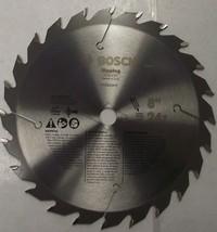 "Bosch PRO824RIPB 8"" x 24T ATB RIP Carbide Saw Blade 5/8-Inch Arbor  - $13.86"