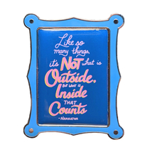 Aladdin Disney Lapel Pin: Wisdom Quote - $35.00