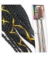 Magic String Box Braids Hair Accessories Braiding Hair Deco Styling Thin... - $5.99