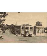 Branchville New Jersey Vintage 1930s Post Card - $5.00