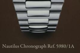 "30x29"" Patek Philippe Geneve Nautilus Chronograph Watch Poster Advertising Sign image 6"