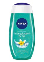 Nivea Frangipani & Oil Shower Gel For Women With Oil Pearls 250ml Free Shipping - $14.68