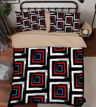 3D Pattern 141 Bed Pillowcases Quilt Duvet Cover Set Single Queen King Size AU - $64.32+