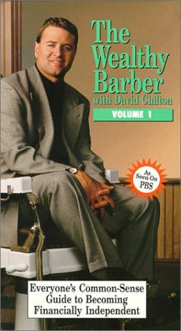 Wealthy Barber with David Chilton: Volume 1 [VHS Tape] (1992) Chilton, David