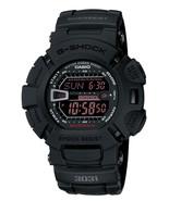 Casio G9000MS-1 Men's Mudman Military Blackout Alarm Chronograph G Shock Watch - $95.00