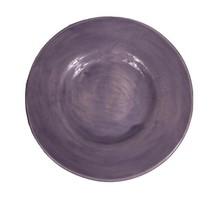 Pottery Barn Sausalito Salad Plate Lavender Mexico - $24.26